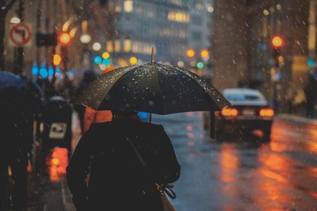 cytaty o deszcu